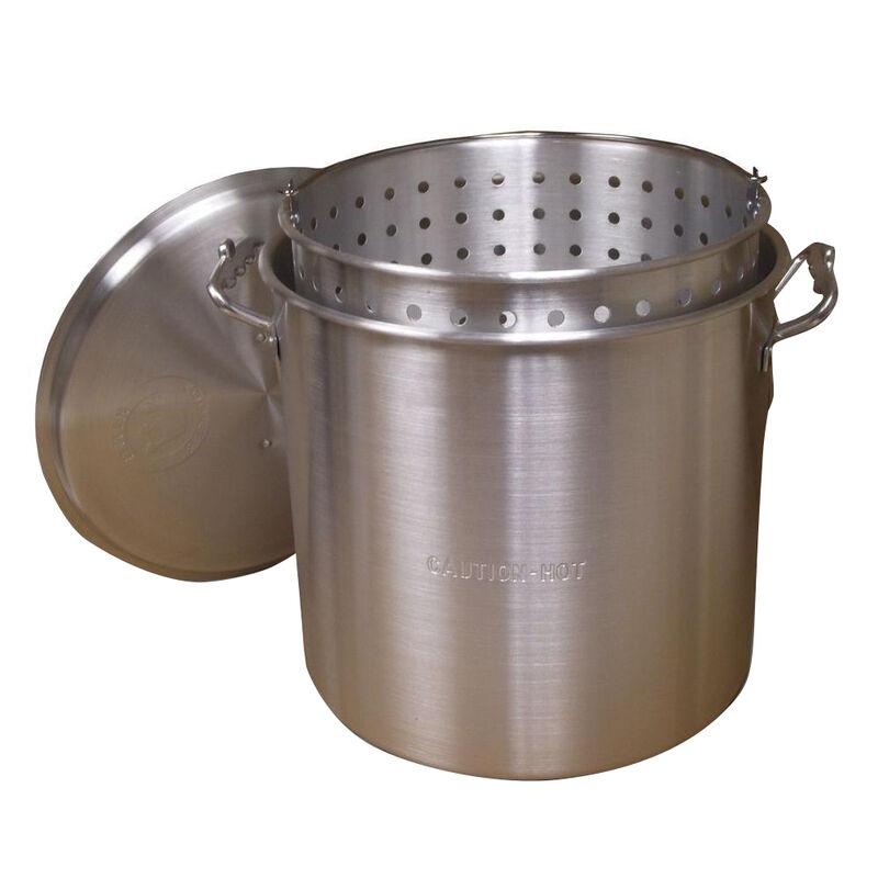 King Kooker Aluminum Pot, 80 Qt. image number 1