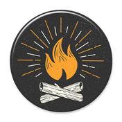 Campfire Big Magnet