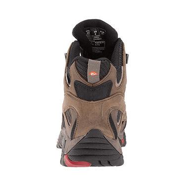 Merrell Women's Moab 2 Vent Mid Waterproof Composite-Toe Work Boot
