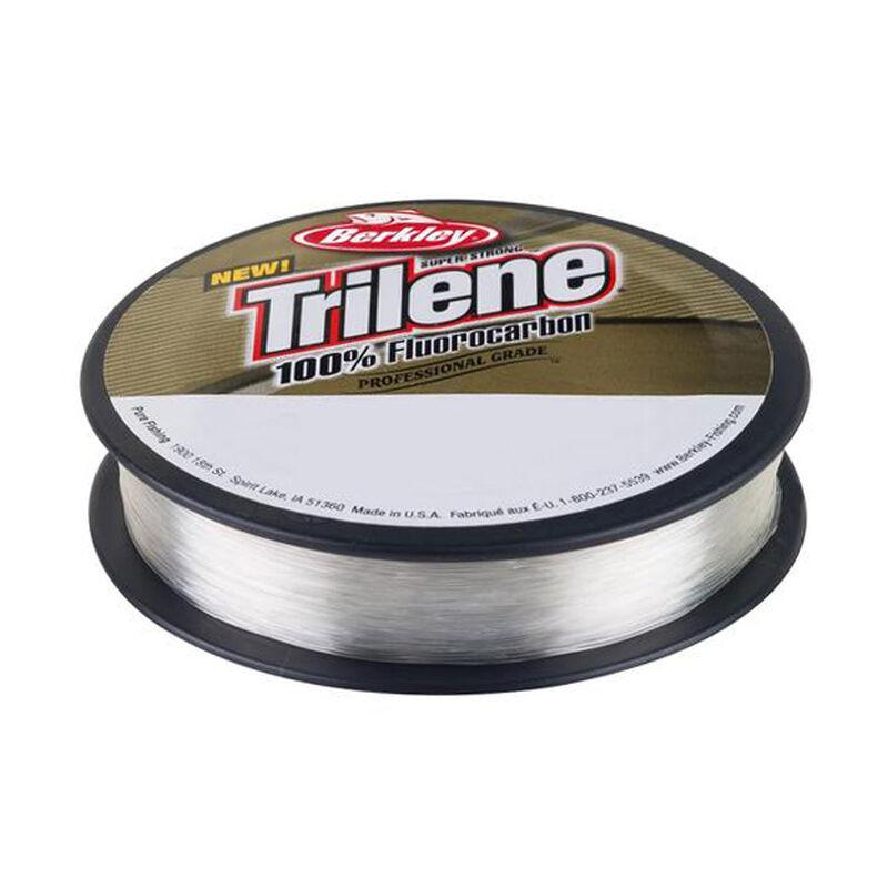 Berkley Trilene 100% Fluorocarbon Leader Material 25 Yds. image number 1