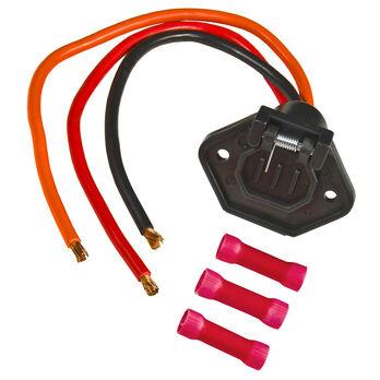 Sierra Trolling Motor Plug, Sierra Part #WH10540