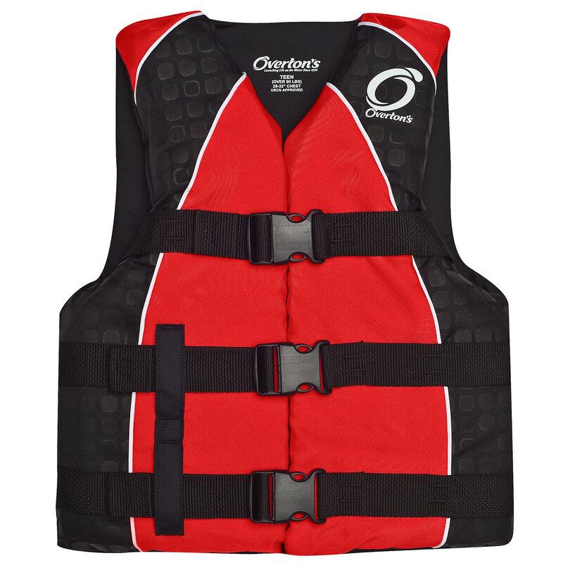 Overton's 3-Buckle Teen Nylon Vest image number 4