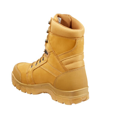 Carhartt Men's 8'' Wheat Rugged Flex Waterproof 400g Work Boot