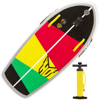 "HO FAD Inflatable Board, 4'6""L"