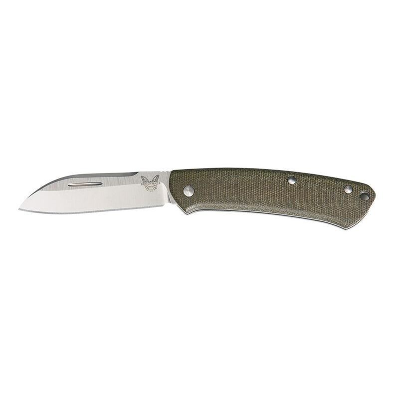 Benchmade 319 Proper Folding Knife image number 1