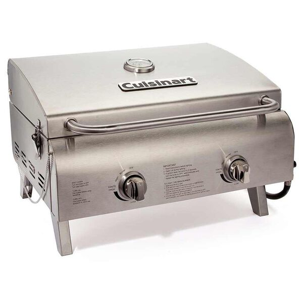Cuisinart Chef's Style Tabletop Grill