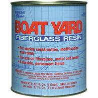 Evercoat Boat Yard Fiberglass Resin, quart