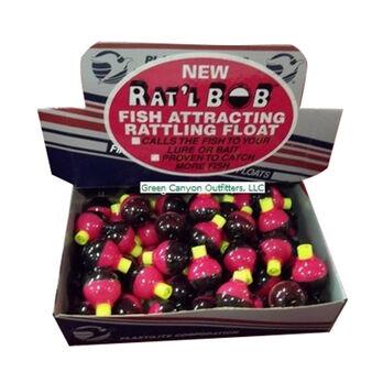 RebelFin Rat'l Bob Fish-Attracting Floats
