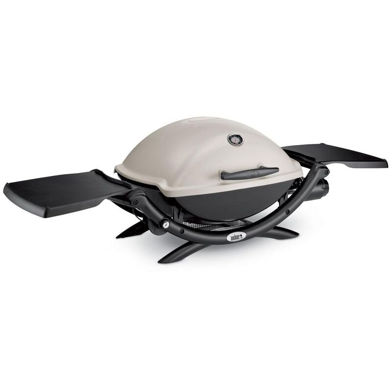 Weber Q 2200 Portable Gas Grill image number 3