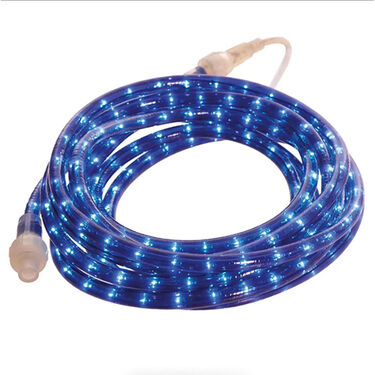 Blue Awning Rope Light, 18'L