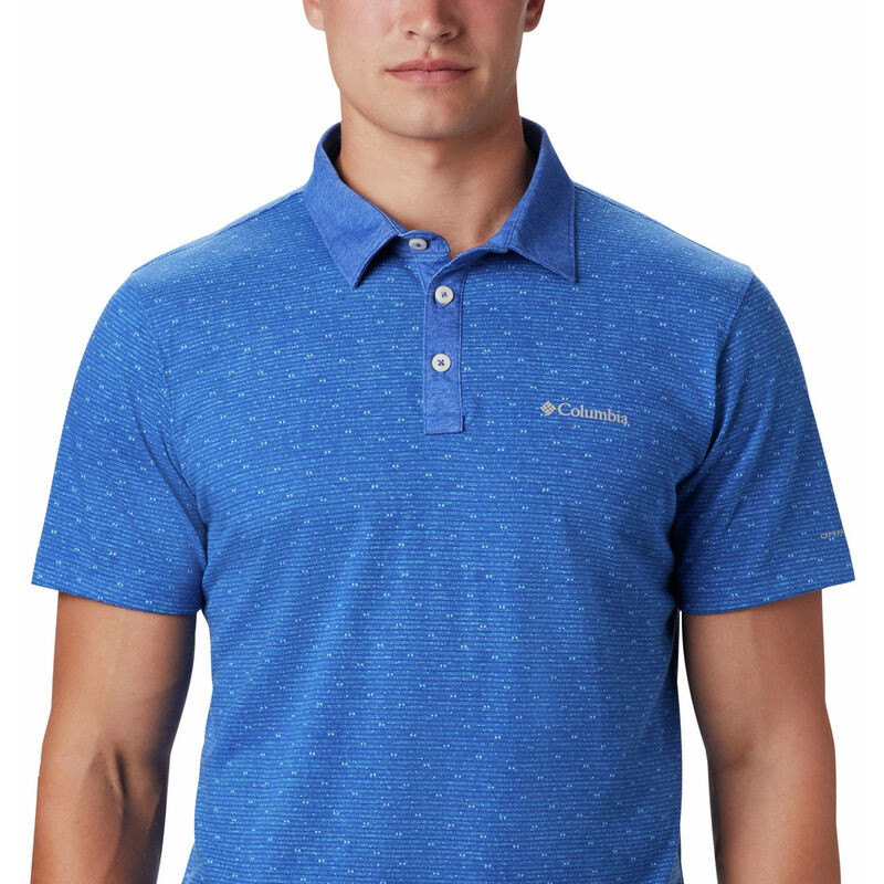 Columbia Men's Thistletown Park Short-Sleeve Polo image number 2