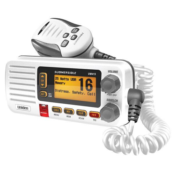 Uniden Oceanus D UM415 Fixed-Mount Class D VHF Radio