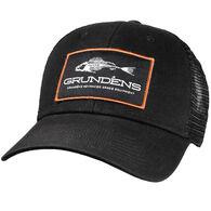 Grundens Men's Logo Trucker Hat
