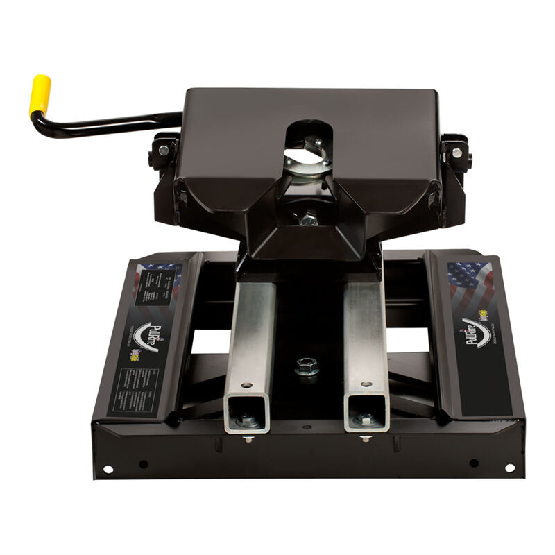 SuperGlide 16K #4100 Traditional Series Fifth Wheel Hitch for Short Bed Trucks  image number 2