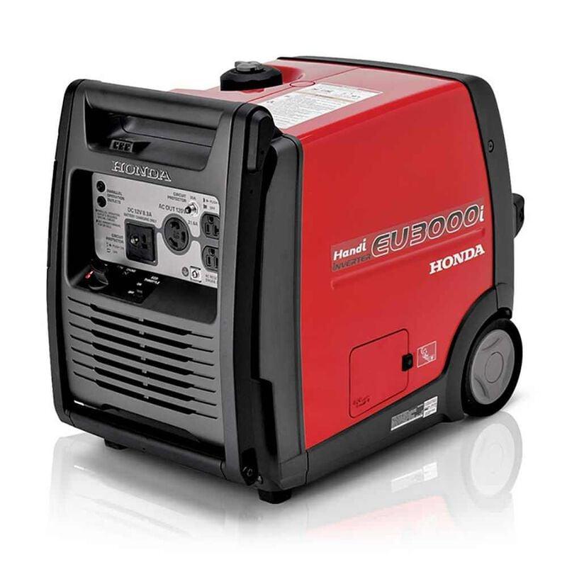 Honda EU3000i Handi Portable Generator - CARB Compliant image number 1
