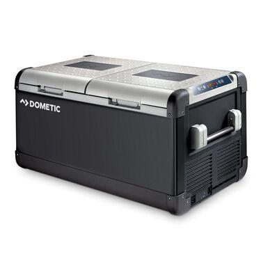 Dometic CoolFreeze CFX 95DZ Portable Compressor Dual-Zone Cooler and Freezer, 85L