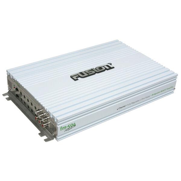 Fusion FM-504 4-Channel Marine Amplifier