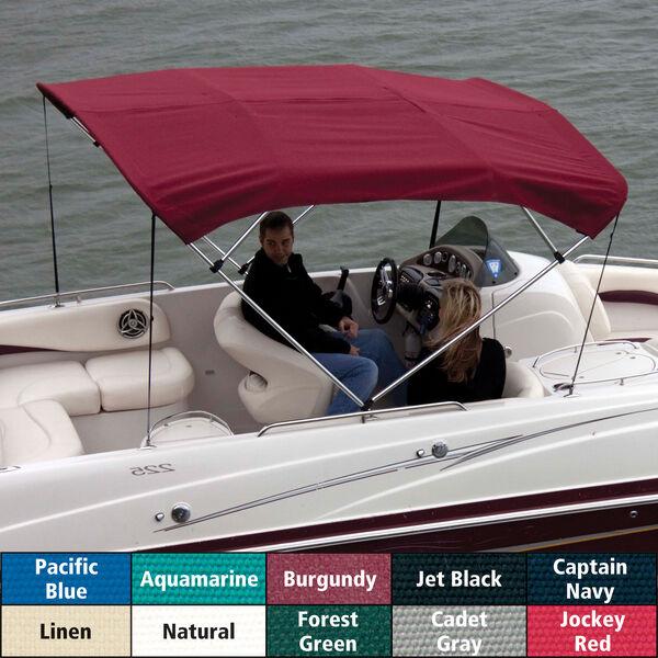 "Bimini Top Sunbrella Fabric and Boot Only, 3-Bow 6'L, 46""/54""H, 61""-66""W"