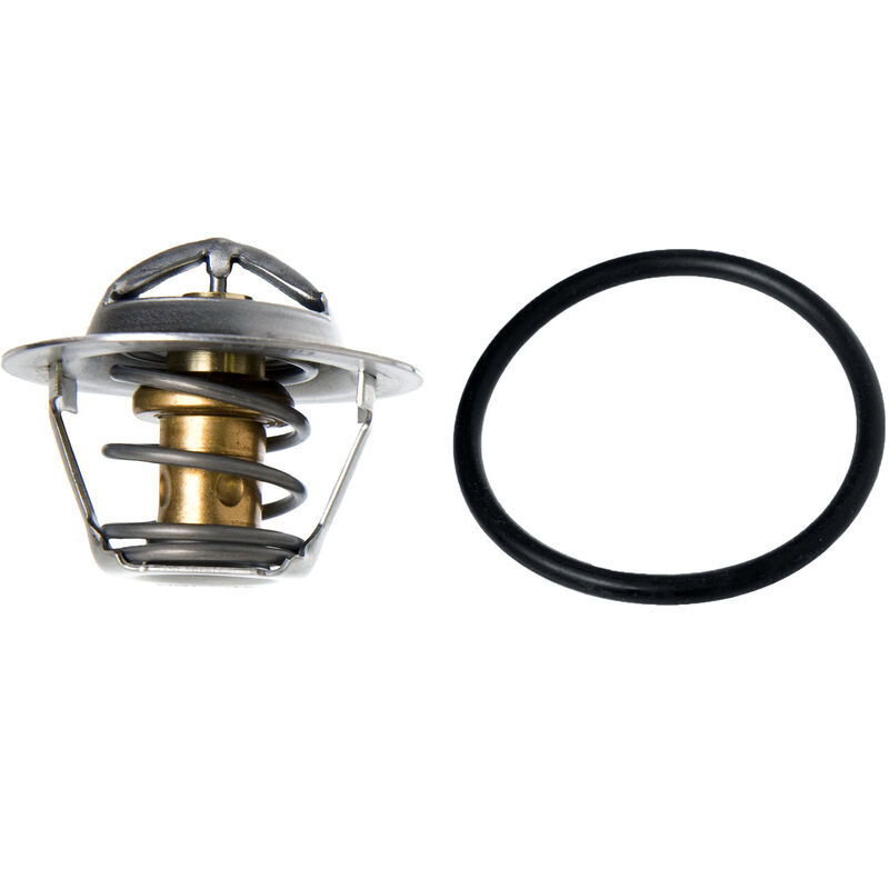 Sierra Raw Water Thermostat For Volvo Engine, Sierra Part #18-3615 image number 1