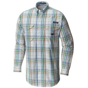 Columbia Men's PFG Super Bonehead Classic Long-Sleeve Shirt