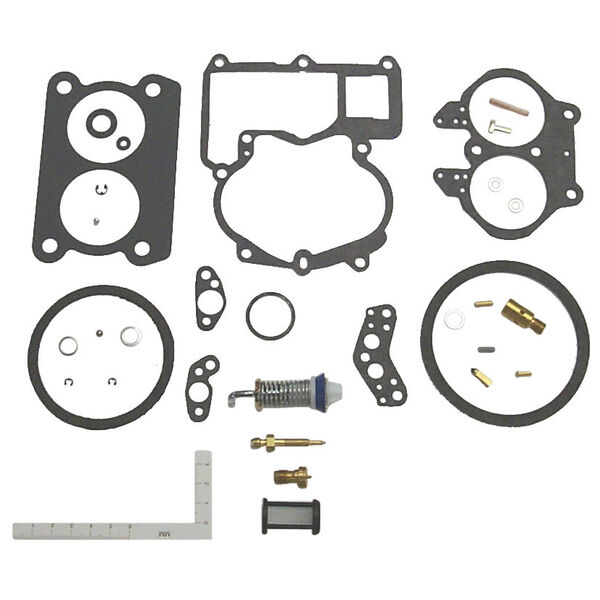 Sierra Carburetor Kit For Mercury Marine Engine, Sierra Part #18-7098-1