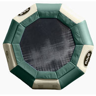RAVE 15' Aqua Jump 150 Water Trampoline, Northwoods Edition
