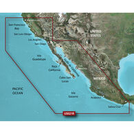 Garmin BlueChart g2 HD Cartography, California - Mexico