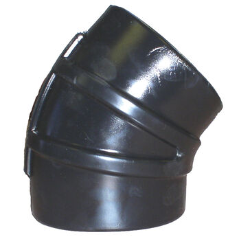 "Sierra 3-1/2"" EPDM 45° Elbow, Sierra Part #116-245-3120"