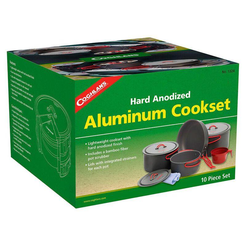 Coghlan's Hard-Anodized Aluminum Cookset image number 2
