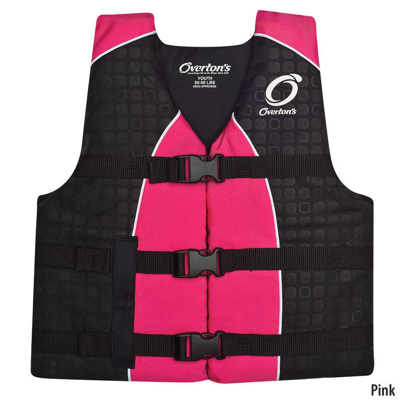 Overton's Youth Nylon Vest image number 7
