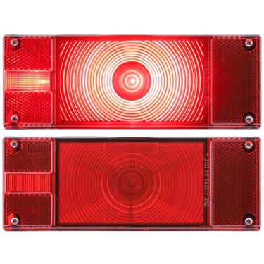 Optronics One Series LED Low-Profile Tail Lights, Pair