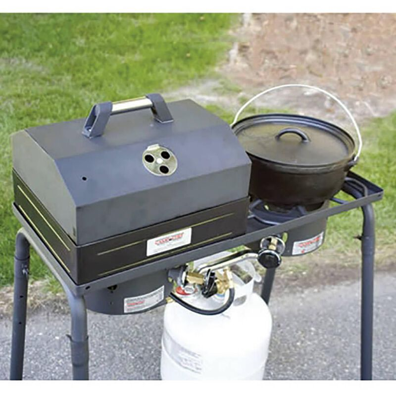 Camp Chef Barbecue Sport Grill Box for Single-Burner Stove image number 2