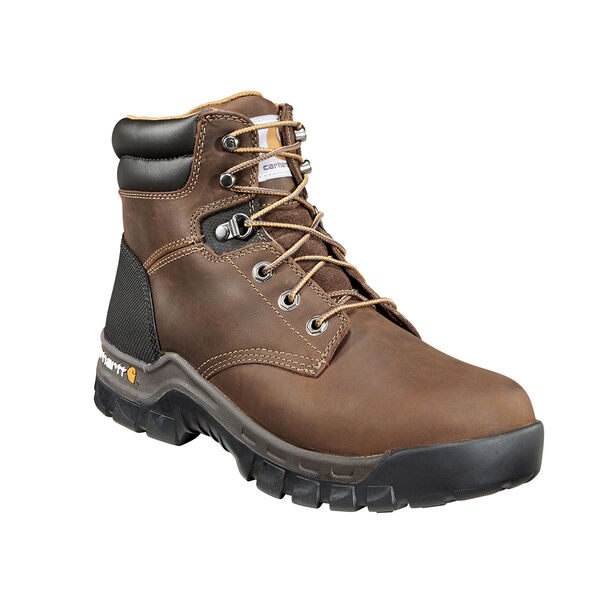 Carhartt 6-Inch Men's Brown Rugged Flex Work Boot