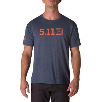 5.11 Tactical Men's Legacy Pop Short-Sleeve Tee