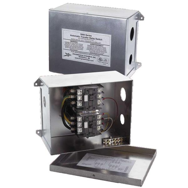 50 Amp Automatic Transfer Switch