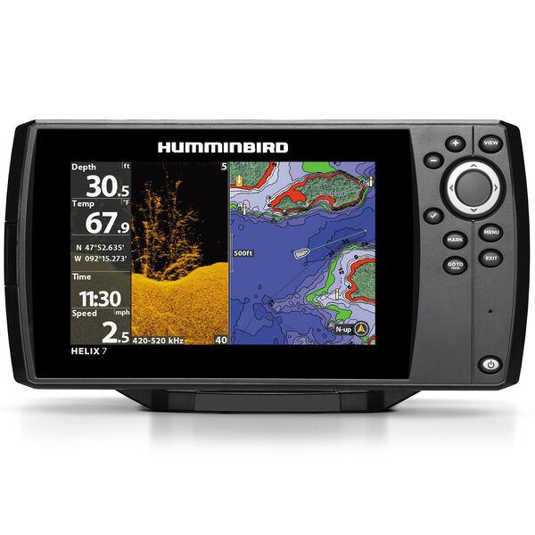 Humminbird Helix 7 DI GPS G2N CHIRP Fishfinder Chartplotter