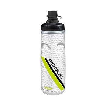 CamelBak Podium Chill 21 oz. Water Bottle, Dirt Series Lime
