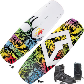 CWB Groove Wakeboard With Cobra Bindings