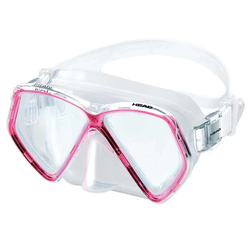 Head Pirate Youth Snorkeling Mask image number 1