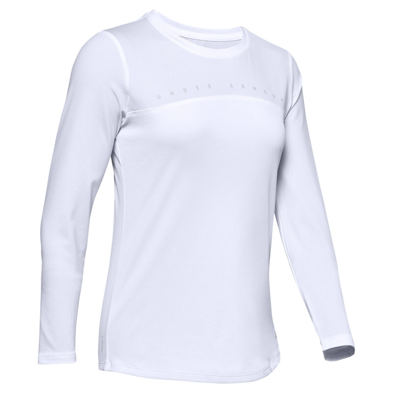 Under Armour Women's Iso-Chill Long-Sleeve Shirt image number 1