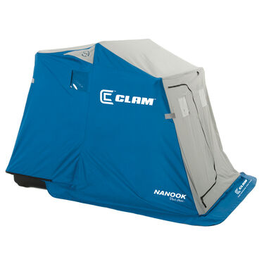 Clam Nanook Fish Trap Ice Shelter