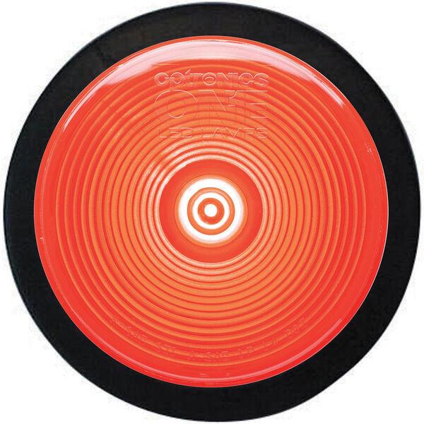 "Optronics One Series LED 4"" Round Sealed Tail Light Kit"