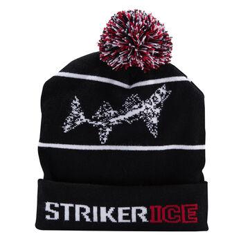 Striker Ice Men's Fossil Pom Hat