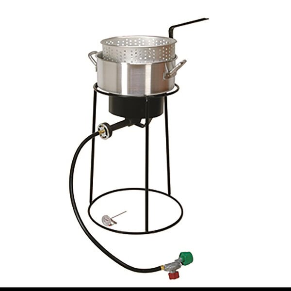 King Kooker Portable Outdoor Cooker Package