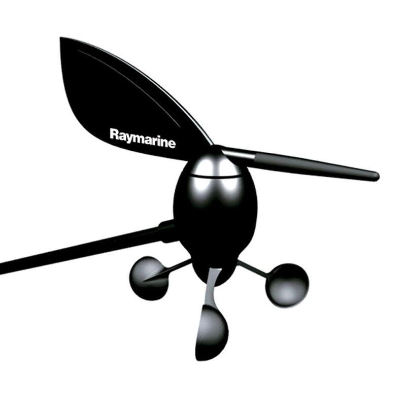Raymarine Masthead Only Wind Arm Vane & Cups image number 1
