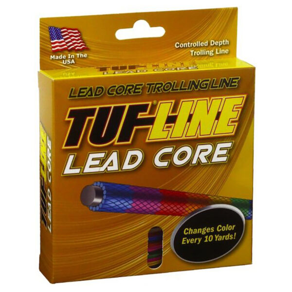 TUF-Line Performance Lead Core Trolling Line, 18-lb. Test