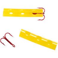 Team Catfish Treble-Hook Dip Bait Tubes