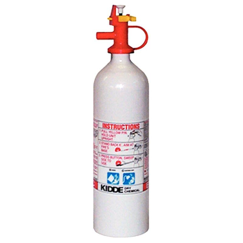 Kidde Mariner 5 BC Fire Extinguisher With Pin Gauge image number 1
