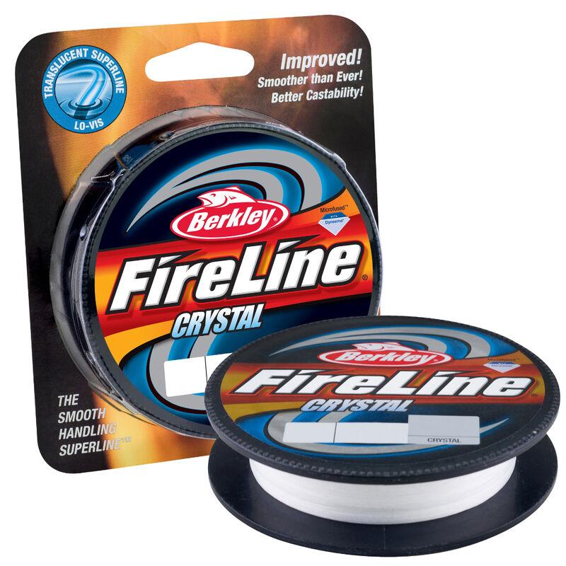 Berkley FireLine Fused Crystal Fishing Line image number 1