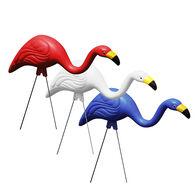 Bloem Patriotic Flamingo Lawn Stakes